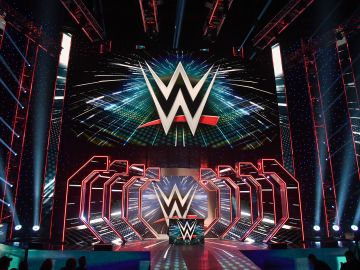 WWE Stage | Getty Images