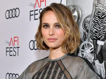 Natalie Portman       Getty Images, Emma McIntyre