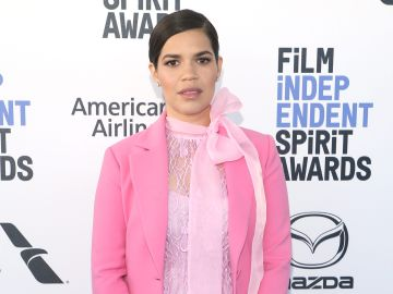 America Ferrera en el Film Independent Spirit Awards en Santa Monica, California | Getty Images