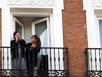 Joaquín Sabina y su esposa Jimena Coronado | Getty Images, Carlos Alvarez