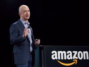 Jeff Bezos, CEO y fundador de Amazon | Getty Images