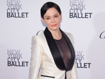 Rose McGowan  Getty Images, Mark Sagliocco