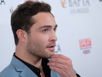 Ed Westwick | Getty Images