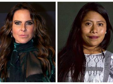 Kate del Castillo y Yalitza Aparicio | Mezcalent