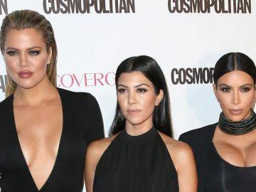 Khloé, Kourtney y Kim Kardashian