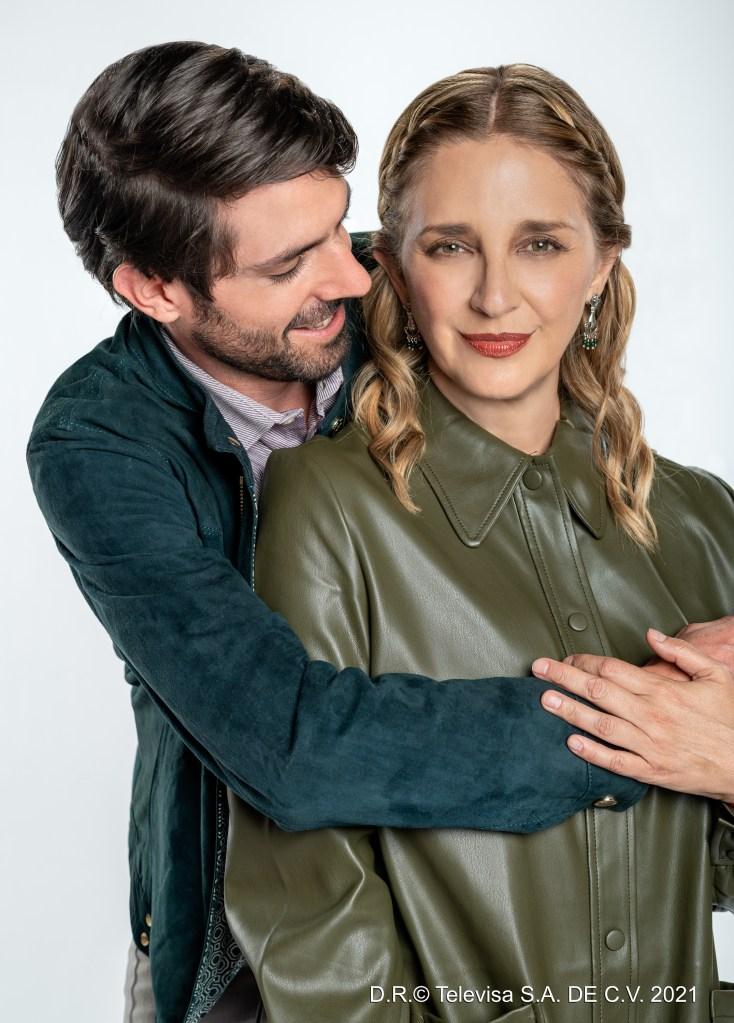 José María de Tavira y Claudia Ramírez protagonizan 'Fuego Ardiente'