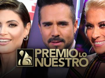 Chiquinquirá Delgado, José Ron y Yuri, presentan 'Premio Lo Nuestro 2021'