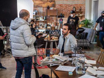 Telenovela 'Si Nos Dejan' inició grabaciones a principios de este 2021 | Televisa