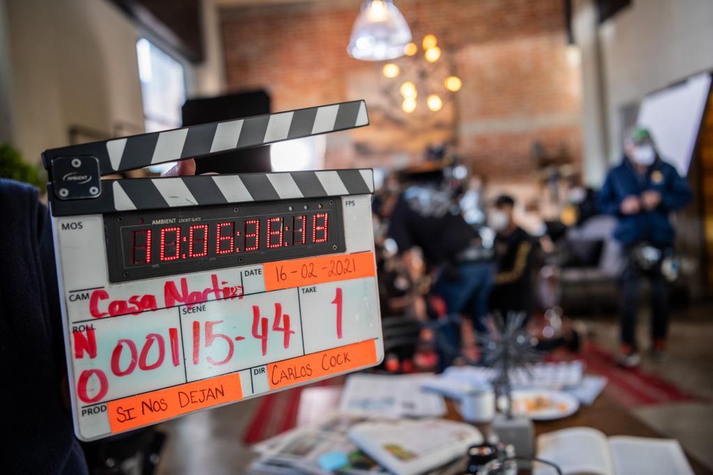 Telenovela 'Si Nos Dejan' inicia grabaciones