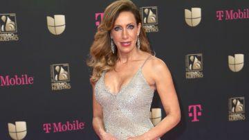 Lili Estefan en Premios Lo Nuestro   Mezcalent
