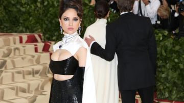 Eiza González en la Gala del Met | Mezcalent