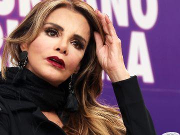 Lucía Mendez en el foro 'Grandes de los80' | Mezcalent