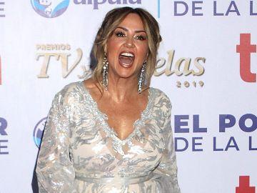 Andrea Legarreta en los Premios TV y Novelas 2019 | Mezcalent