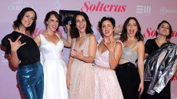 Elenco de Solteras | Mezcalent