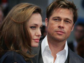 Angelina Jolie y Brad Pitt en disputa legal.