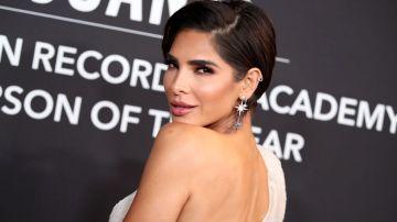 Alejandra Espinoza es una de las presentadoras más queridas entre los hispanos. | Getty Images