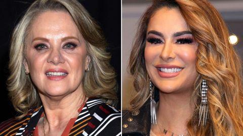 Erika Buenfil y Ninel Conde se juntan en TikTok