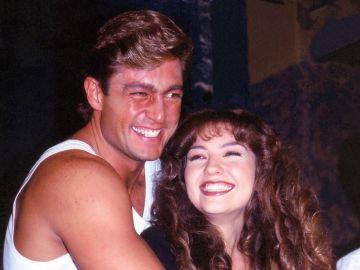 Fernando Colunga y Thalía protagonizaron 'María la del Barrio'