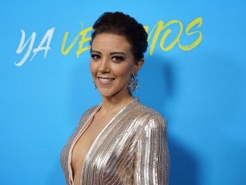 LOS ANGELES, CA - AUGUST 27:  Actor Fernanda Castillo attends the premiere of Pantelion Films' 'Ya Veremos' at Regal Cinemas L.A. LIVE Stadium 14 on August 27, 2018 in Los Angeles, California.  (Photo by JC Olivera/Getty Images)