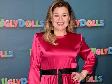 "Kelly Clarkson en el STX Entertainment's ""UglyDolls"" en el The Four Seasons Hotel de  Beverly Hills, California.  | Getty Images, Alberto E. Rodriguez"