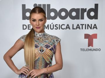 Marjorie de Sousa en los Billboard Latin Music Awards en el Mandalay Bay Events Center de Las Vegas, Nevada | Getty Images, David Becke