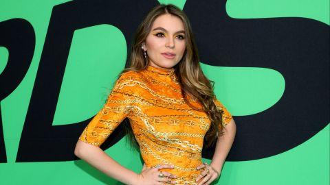 Sofia Castro en los Spotify Awards en el Auditorio Nacional en la Ciudad de  Mexico.   Getty Images, Victor Chávez