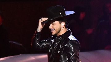 Christian Nodal | Emma McIntyre/Getty Images for Spotify