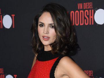 "Eiza González en la premier de ""Bloodshot"" | Jon Kopaloff/Getty Images"