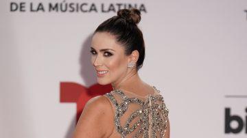 Jacqueline Bracamontes en los Billboard Latin Music Awards en el Center Sunrise de Florida   Getty Images, Rodrigo Varela