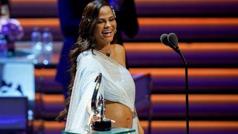 Natti Natasha | Getty Images Univision's 33rd Edition of Premio Lo Nuestro a la Música Latina - Show