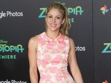 """Shakira en la premier de """"Zootopia""""  en e El Capitan Theatre en Hollywood, California.    Getty ImagesFrederick M. Brown"""