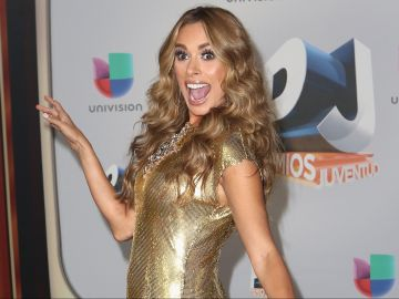 Galilea Montijo   Alexander Tamargo/Getty Images for Univision