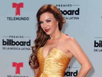 Laura Flores en los Billboard Latin Music Awards en Watsco Center en Coral Gables, Florida   Getty Images, Sergi Alexander