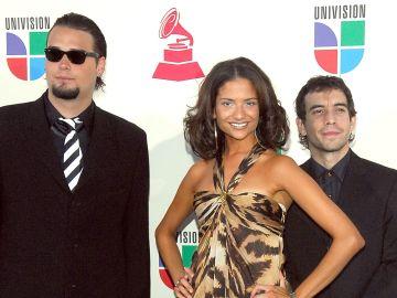 La Quinta Estacion en los  Latin Grammy Awards en the Mandalay Bay Events Center de Las Vegas, Nevada.   Getty Images, Gustavo Caballero