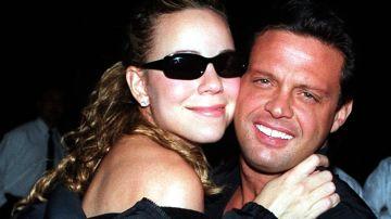 Mariah Carey y Luis Miguel fueron novios hasta 2001
