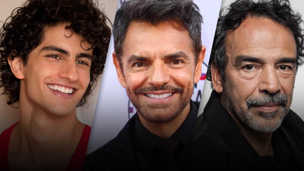 Enrique Arrizon, Eugenio Derbez y Damián Alcanzar protagonizan 'Acapulco' de Apple TV+ | Mezcalent/Apple TV+