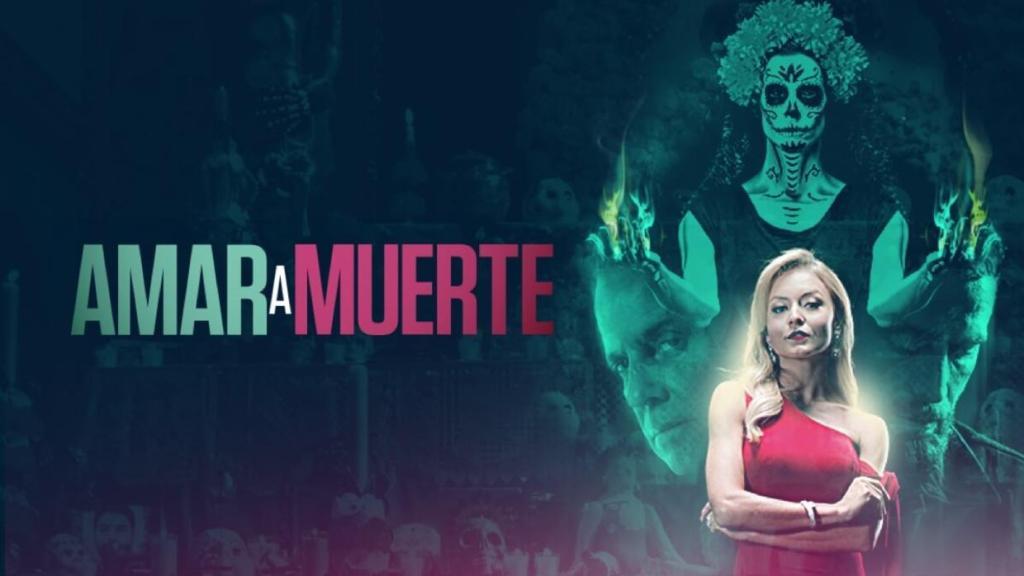 "Angelique Boyer protagonizó ""Amar a Muerte"""