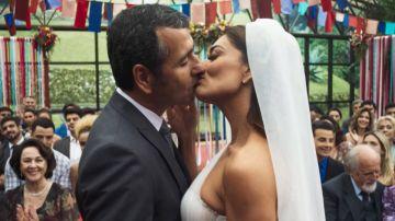 Amadeo y Maria de la Paz en final de 'Dulce Ambición' | Univision