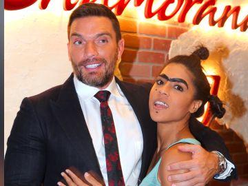 Julián Gil y Francisca Lachapel