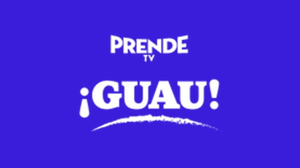 "Canal ""Guau"" de Prende TV"