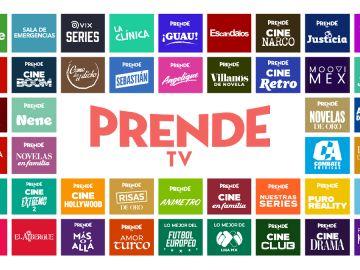 Prende TV, la nueva plataforma de streaming de Univision