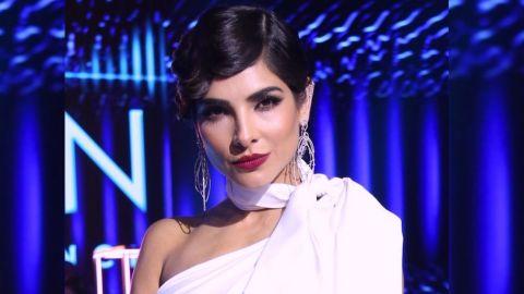Alejandra Espinoza es una presentadora de televisión que alcanzó su fama gracias a Nuestra Belleza Latina.   Mezcalent