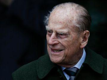 Felipe de Edimburgo fallece a los 99 años