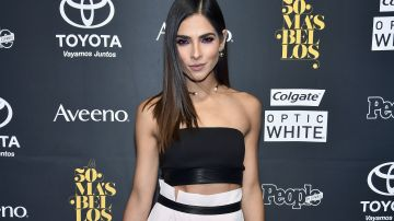 Alejandra Espinoza ya se encuentra mejor de salud   Getty Images ©