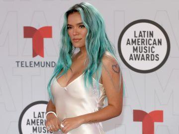 Karol G en los LATIN AMERICAN MUSIC AWARDS 2021