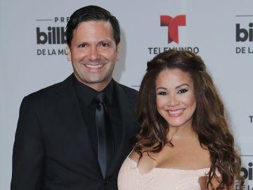 Nick Hernández y Carolina Sandoval se dan escapada romántica