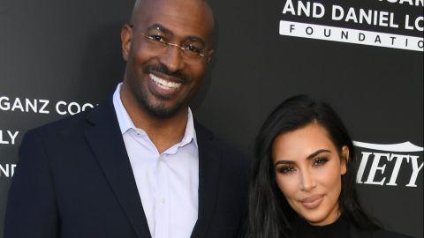 Kim Kardashian y Van Jones estarían saliendo