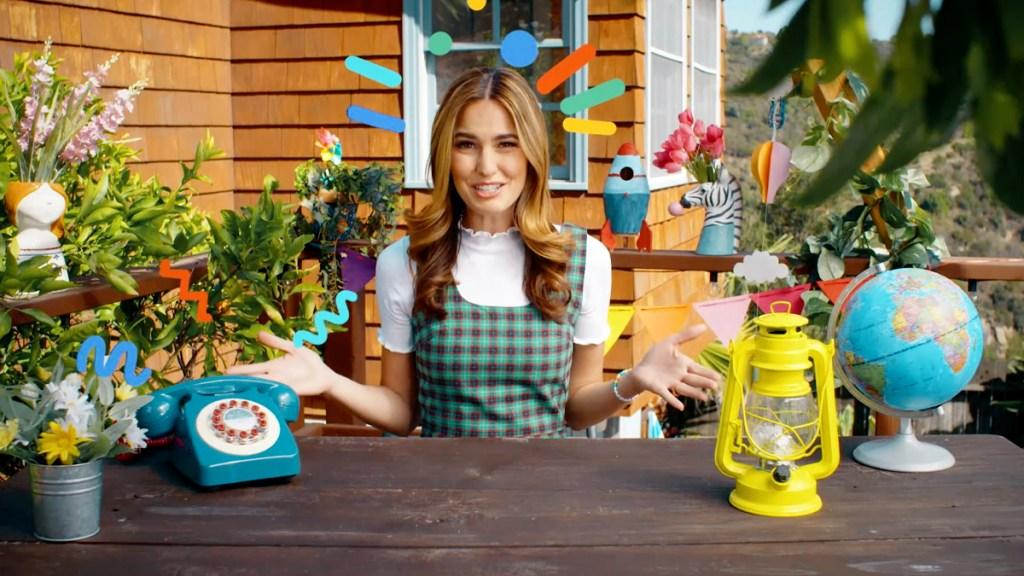 Romina Puga es la presentadora de 'Club Mundo Kids'
