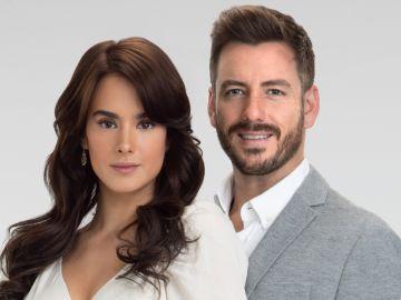 Gala Montes y Juan Diego Covarrubias, protagonistas de 'Diseñando Tu Amor'