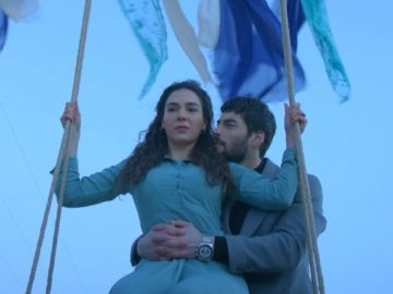 'Hercai: Amor y Venganza', la nueva telenovela turca